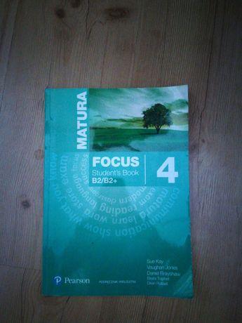 matura focus 4 podręcznik