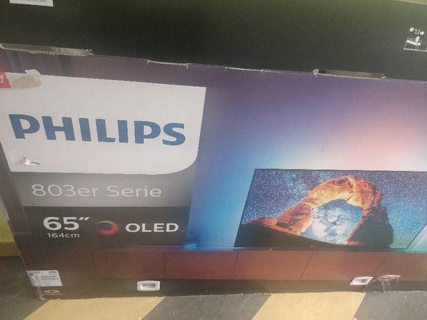 Oled Philips 803/12 65cali smart tv 4k 120Hz