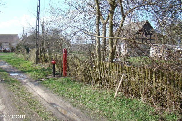 GODOWO Działka pod zabudowę, 39 km od Szczecina.