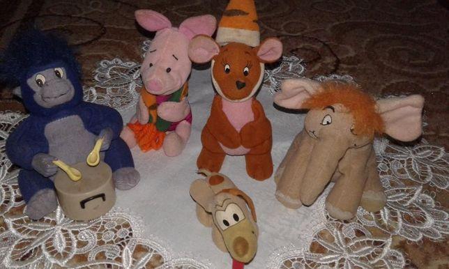 Мякі іграшки