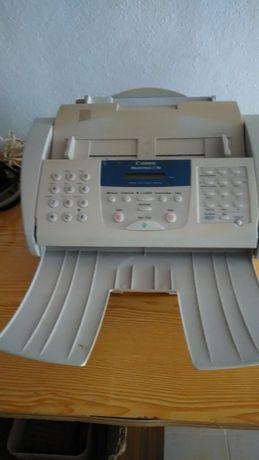 Impressora fax fotocopiadora Canon