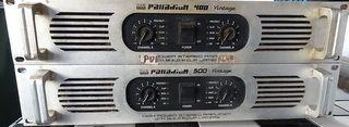 KOŃCÓWKA MOCY – DAP Audio Palladium P-400