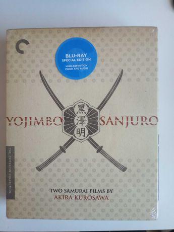 Yojimbo/Sanjuro- Akira Kurosawa - 2 x bluray - Criterion