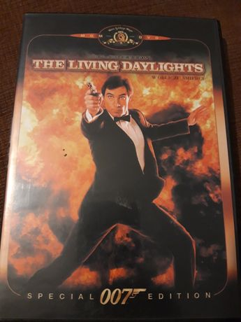 DVD The Living Daylights ( Special 007 Edition )