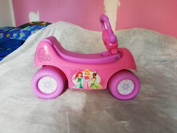 Auto wózek 2 w jednym.