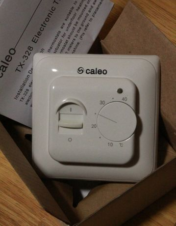 Терморегуляторы (новые)для теплого пола
