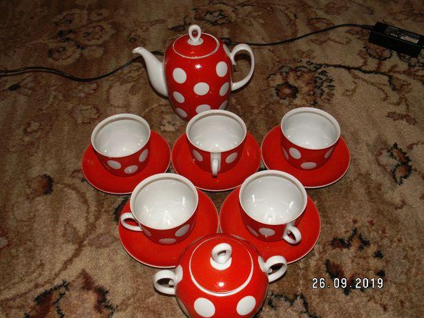 Zestaw do kawy lub herbaty