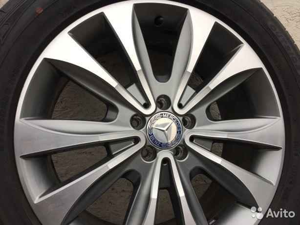 Диски оригинальные Мерседес Mercedes  R20 GLE GLS ML GL A1664012802