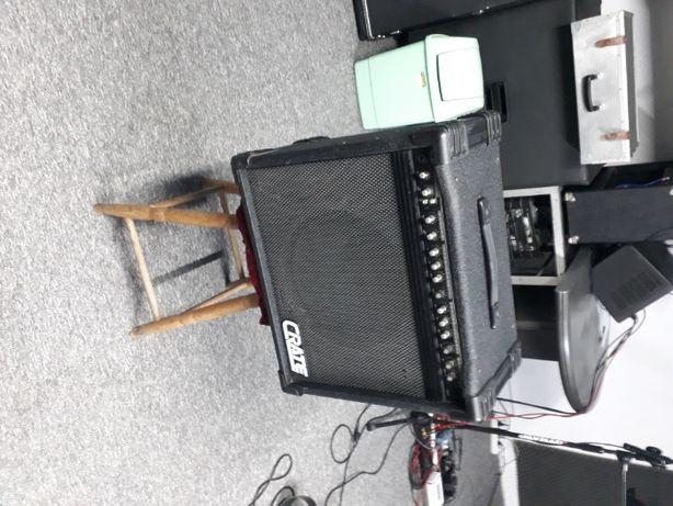 wzmacniacz gitarowy (kombo) Crate- GT 80, (nie fender, marschall,}