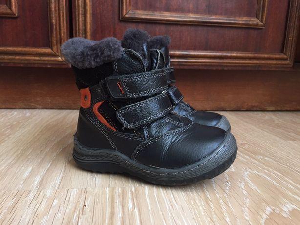 Дитяче шкіряне взуття, чоботи, зимове взуття