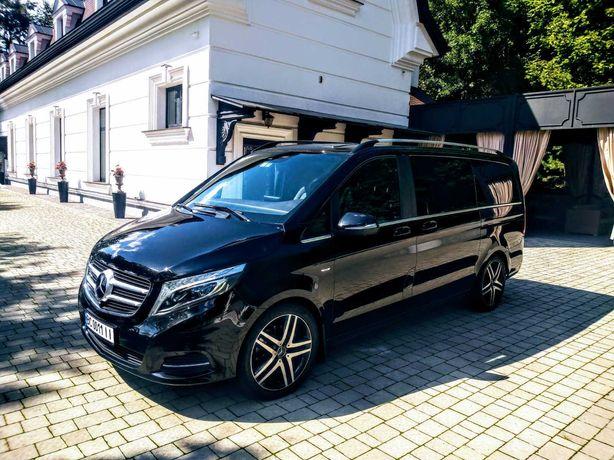 Mercedes V-class 250 / VIP перевезення / оренда з водієм/трансфер/w447