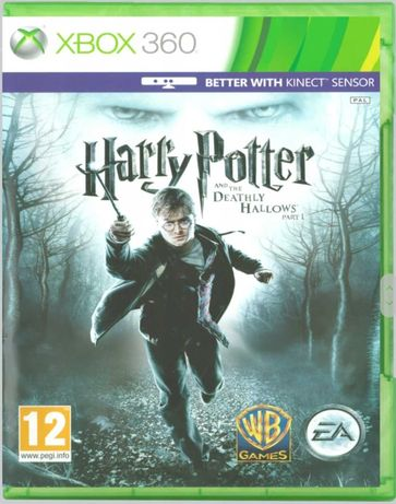 Tytuł:  XBOX 360  Harry Potter and the Deathly Hallows Part 1