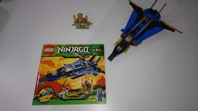 Lego ninjago 9442