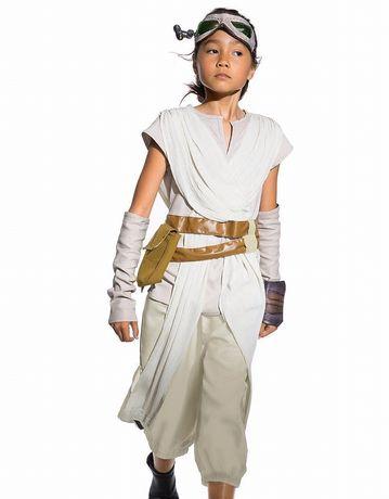 Карнавальный костюм Рей Star Wars на 7-8 лет Disney