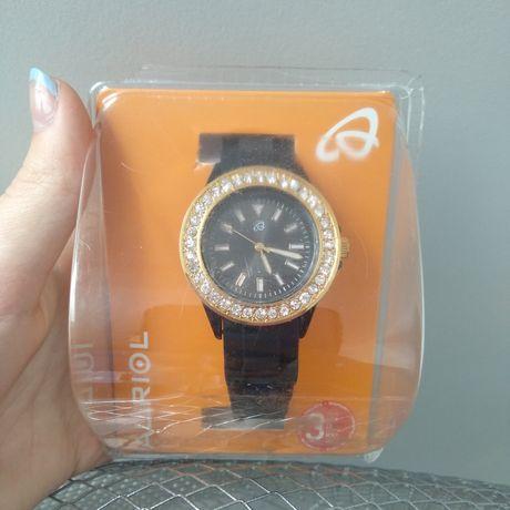Zegarek Damski AURIOL Gold z mechanizmem kwarcowym