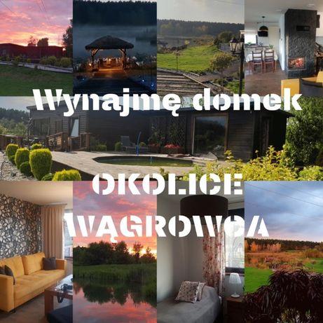 UWAGA !!! Wolny termin 8-10 październik. Jacuzzi, Sauna Łowisko!!!