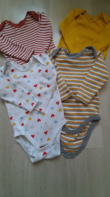 UBRANKA niemowlęce 68-74