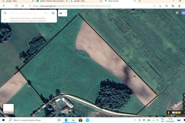 Ziemia rolna na sprzedasz