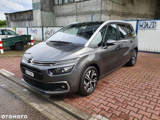 Citroën C4 Grand Picasso 2.0/HDI/Automat/Lift/Skóra/Navi/Masaże/Kamera
