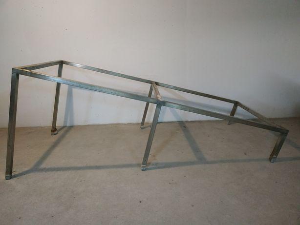 Estrutura inox e alumínio fixação painéis solares fotovoltaicos