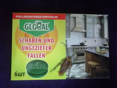 Ловушки для тараканов Global