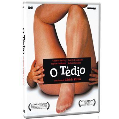 """Filme em DVD: O TÉDIO """"L'Ennui"""" de Cédric Kahn - NOVO! SELADO!"""