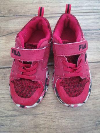 Adidaski chłopięce Fila rozmiar 26