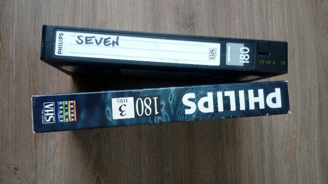 "Film ""Seven""/""Siedem"" kaseta VHS"