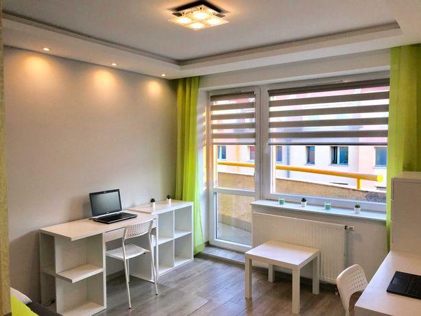 Pokój jednoosobowy w mieszkaniu 3 pokojowym