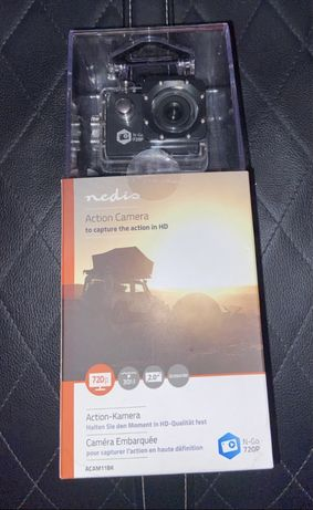 ActionCam Nedis Hd 720p
