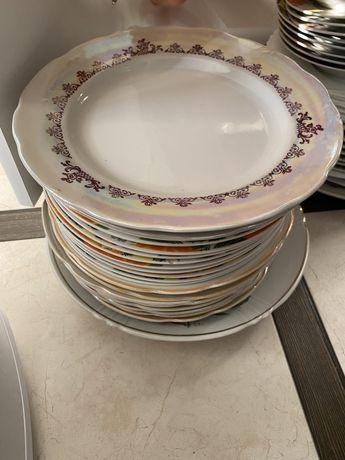 тарілки, тарелки закусочные