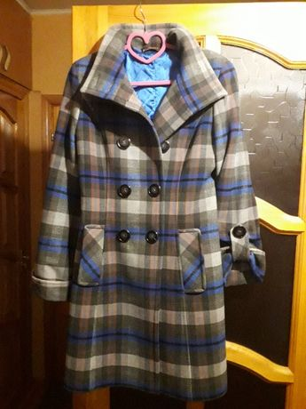 Пальто осень-весна, размер 36 (S)