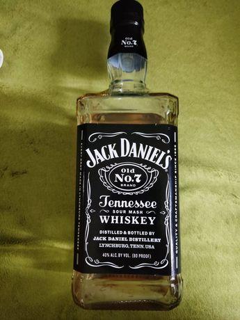Butelka kolekcjonerska po Jack Daniels 1.75 L