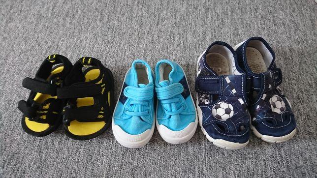 Buty dla chłopca 19, 21, 26