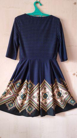 плаття з орнаментом ХС-С(чи підростковий розмір)