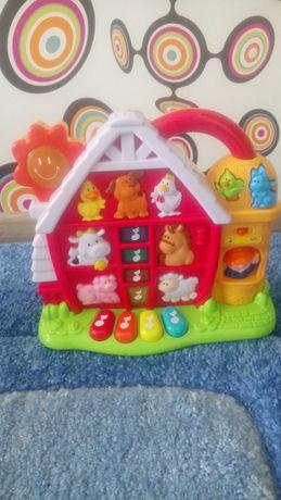 Детские игрушки-погремушки