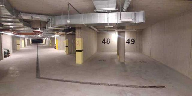 Wynajmę miejsce postojowe w garażu podziemnym ul. Cystersów