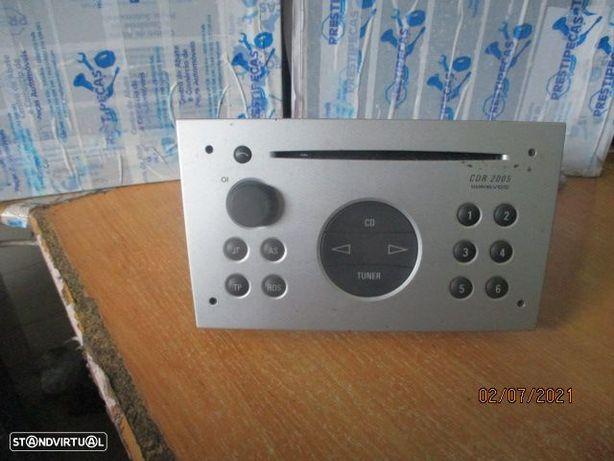 Rádio cd 13122932 OPEL / MERIVA / 2007 / SIEMENS / CDR 2005 /