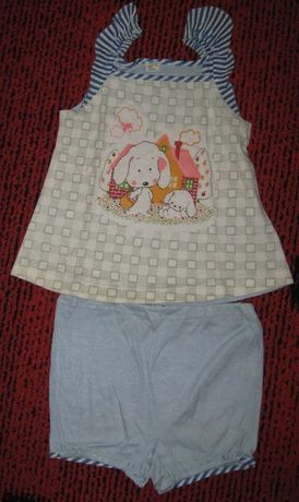 Детский костюмчик на девочку (2 года)