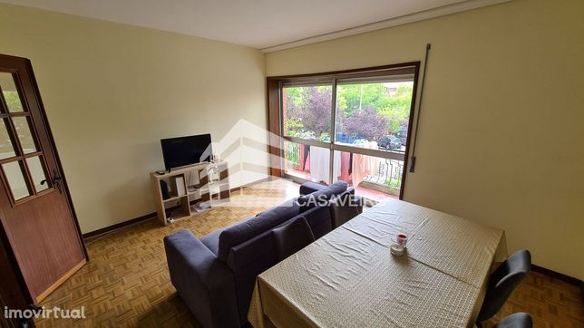 Apartamento T3+1 para investimento no Bairro do Liceu