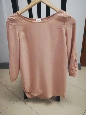 Różowa bluzka Vero Moda XS