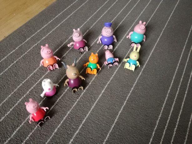 Lego duplo świnka Peppa figurki