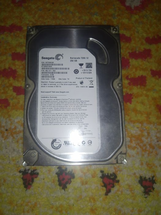 Продам жорсткий диск Дубно - изображение 1