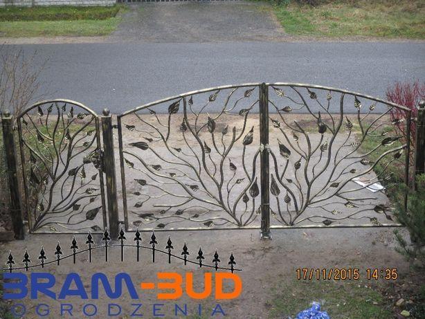 bramy ogrodzenia balustrady automatyka bram