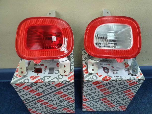 Kомплект фонарь заднего хода и противотуманка Jeep Renegade 14-