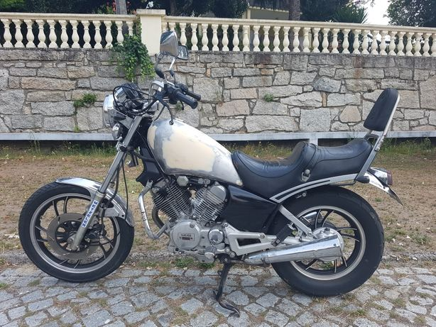 Yamaha XV500 - Isenta de IUC