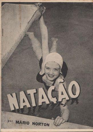 Natação / Mário Norton