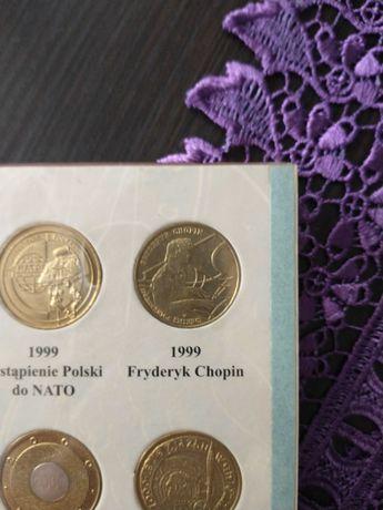 Moneta 2zł 1999rok Fryderyk Chopin