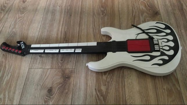 Gitara dla dzieci.