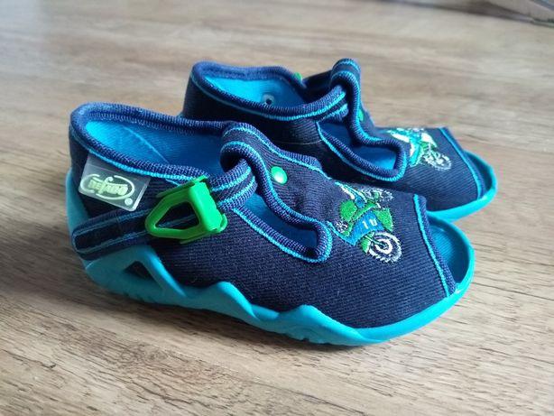 Nowe sandalki chlopiece Befado tanio